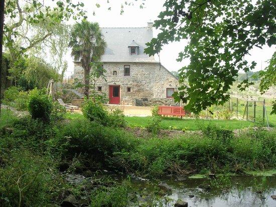 Gite du Moulin de Poulloguer