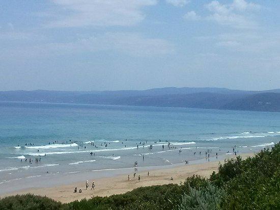 Great Ocean Road Surf Tours: Fairhaven beach