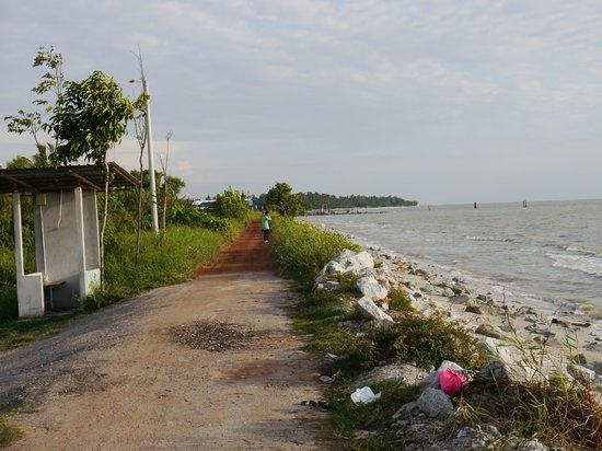 Sekinchan, Malezja: Seaside