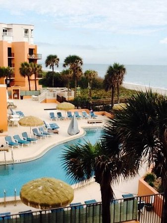 Oceanique Resort : excellent pool
