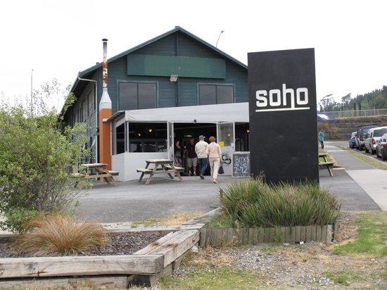 SoHo Bar: Restaurante Soho en Gisborne 2