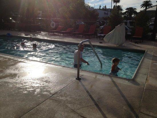 Portofino Inn & Suites Anaheim Hotel: little pool