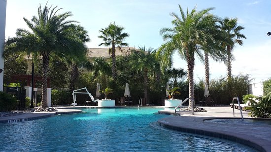The Westin Lake Mary: The Pool