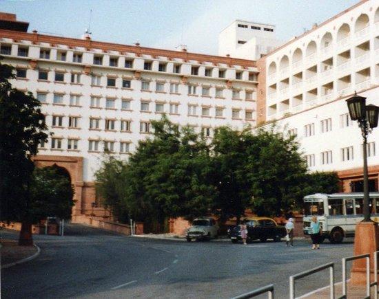 The Ashok: Parte del Ashok Hotel