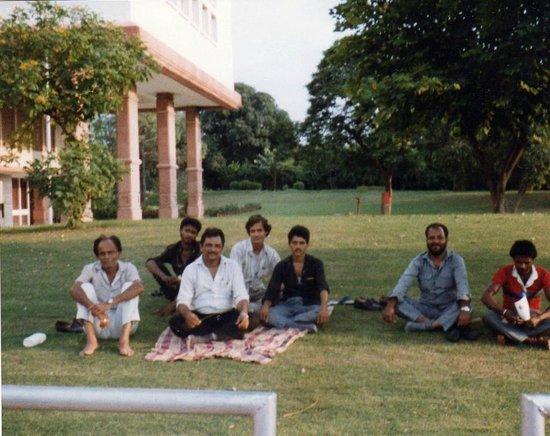 The Ashok: Los choferes de Ashok Hotel