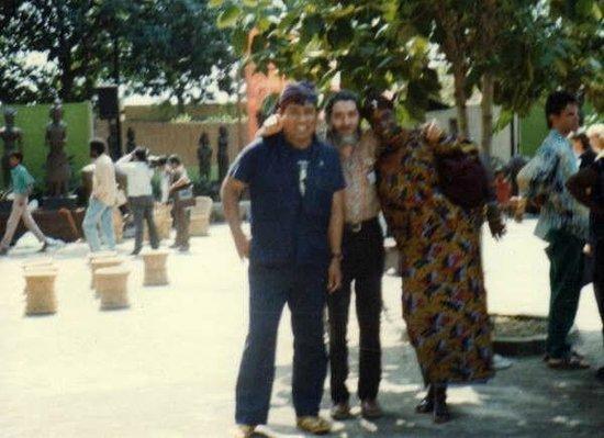 The Ashok: Mis amigos en el Festival