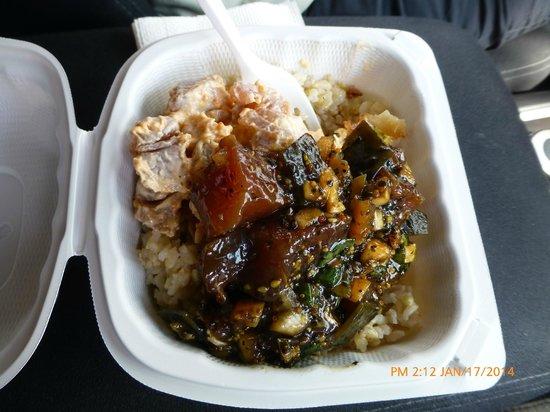Sun Dried Specialties Fish Bowl : Poke Bowl Supreme