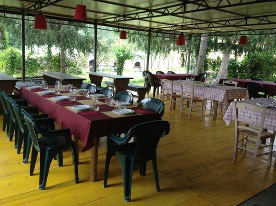 Oltre Il Giardino - Cucina e Caffè, Montafia - Restaurant ...