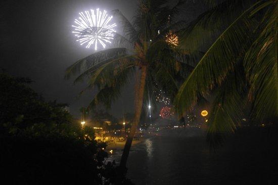 Baan Rim Pa Patong: new years eve