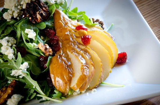 Seasons Restaurant: Our Pear Salad - a favorite