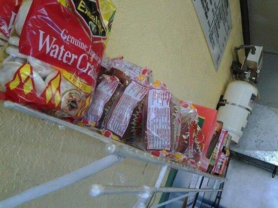 Jamaican Flavor: Grocery