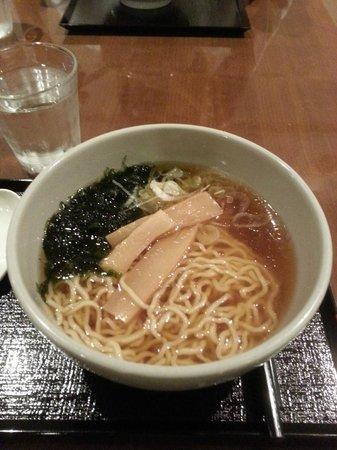Dormy Inn Kanazawa: Yummy Free Ramen