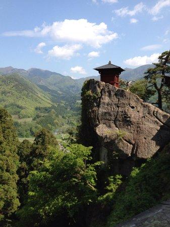 Risshaku-ji Temple: 心が洗われます。