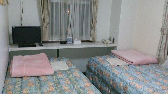 City Hotel Nagoya: 室内風景