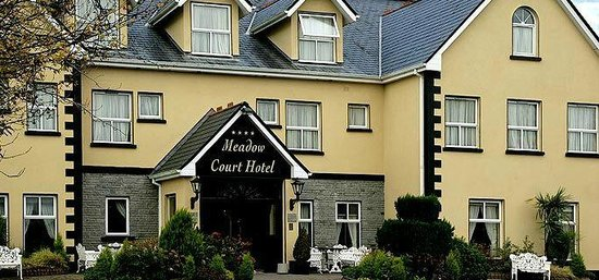 Meadow Court Hotel: Exterior