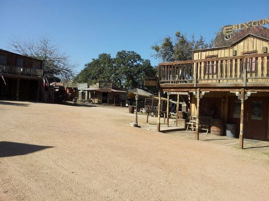 Enchanted Springs Ranch: Old town