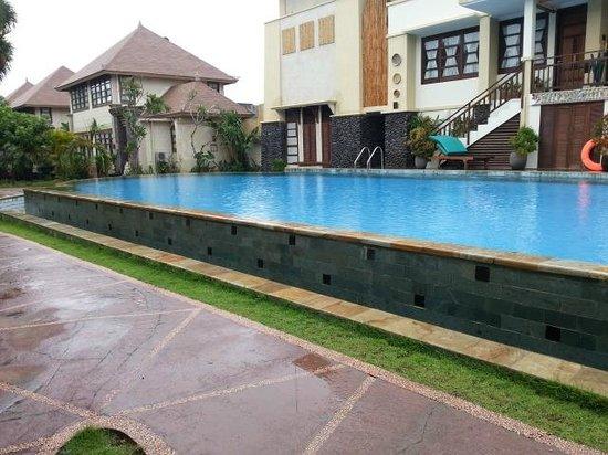 Desamuda Village : Main Pool
