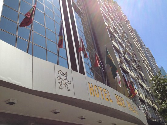 Hotel Mar Palace Copacabana : Hotel