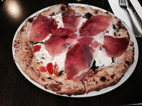 Keste West Village : pizza dello chef