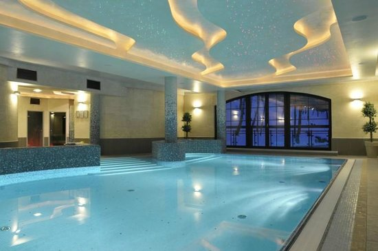 Hotel Elbrus Spa & Wellness: Pool