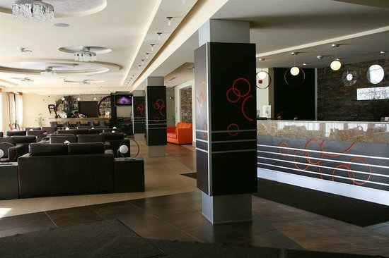 Hotel Elbrus Spa & Wellness: Lobby