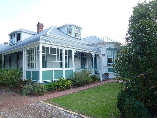 Ounuwhao Harding House: Beautiful villa