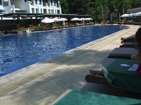 Pakasai Resort: Pool area