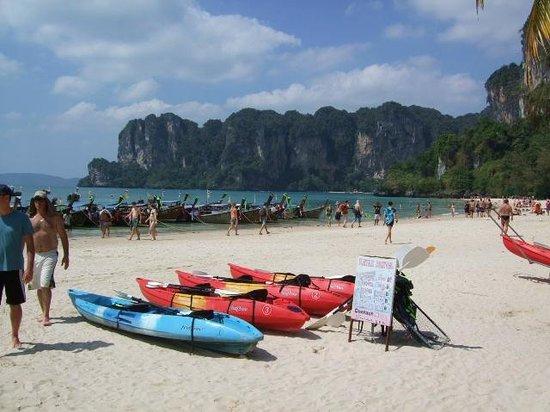 Pakasai Resort: Railey West Beach
