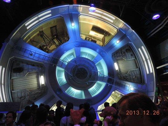 EPCOT : ミッション:スペース