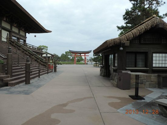 EPCOT : 日本館