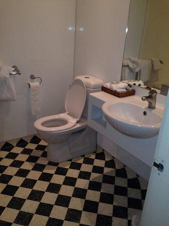 Rydges Lakeland Resort Hotel Queenstown: Bathroom