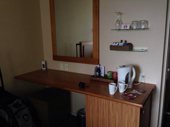 Rydges Lakeland Resort Hotel Queenstown: Tea area