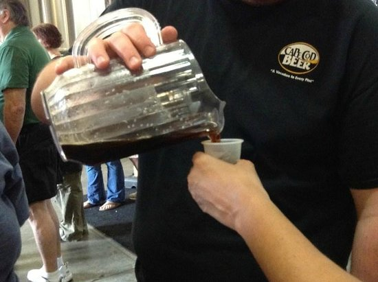 Cape Cod Beer: More samples!