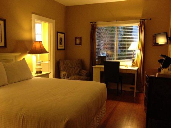 Hotel Vyvant: Room C
