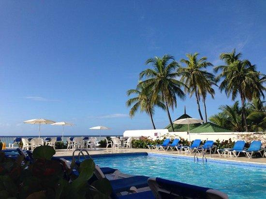 Butterfly Beach Hotel: Hotel pool