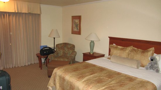 BEST WESTERN PLUS Royal Oak Hotel : Room