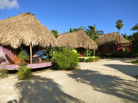 Matachica Resort & Spa : Some of the other cute casitas!