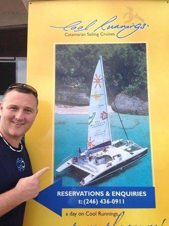 Cool Runnings Catamaran Cruises: Poster