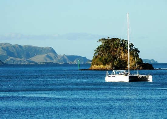 Scenic Hotel Bay of Islands : lovely area