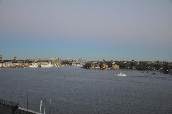 Clarion Hotel Stockholm : Stockholm市街
