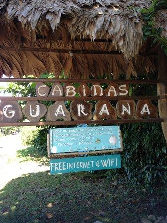 Hotel Guarana: Main Gate