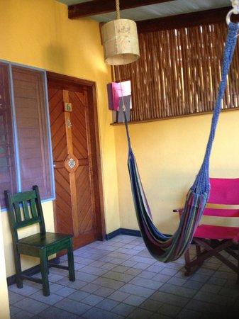 Hotel Guarana: Hammock for each room