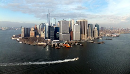 Helicopter Flight Services - Helicopter Tours: Wonderful view!