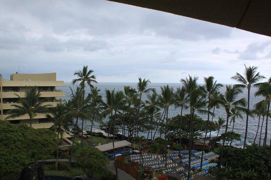Royal Kona Resort: Ocean View