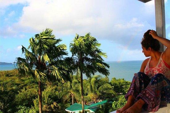 Apartment Espoir : View of Caribbean from Espoir