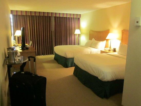 Hilton Cocoa Beach Oceanfront : room