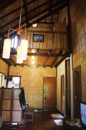 Kampung Sumber Alam: Junior suite.