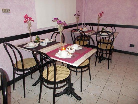Comfort Hotel Europa Genova City Centre: Breakfast