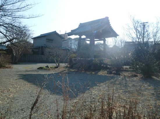 Komyoji Temple: 一つ鐘