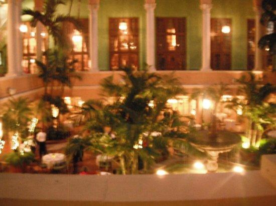 The Biltmore Hotel Miami Coral Gables: Cena